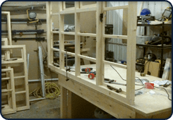 Qualified joiners - Devon - Holland Joinery - Bespoke joinery services