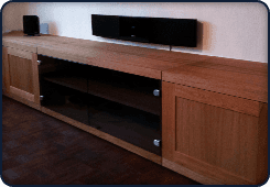 Furniture - Devon - Holland Joinery - Living room furnitures