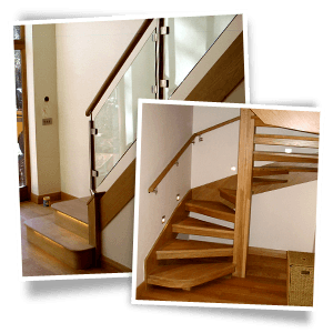 Joiners - Devon - Holland Joinery - Staircase