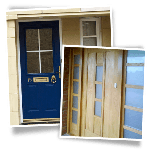 Bespoke doors - Devon - Holland Joinery - Doors