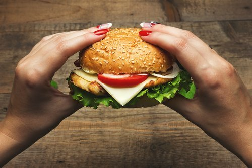 hamburger a catania