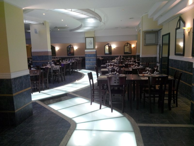 panoramica ristorante