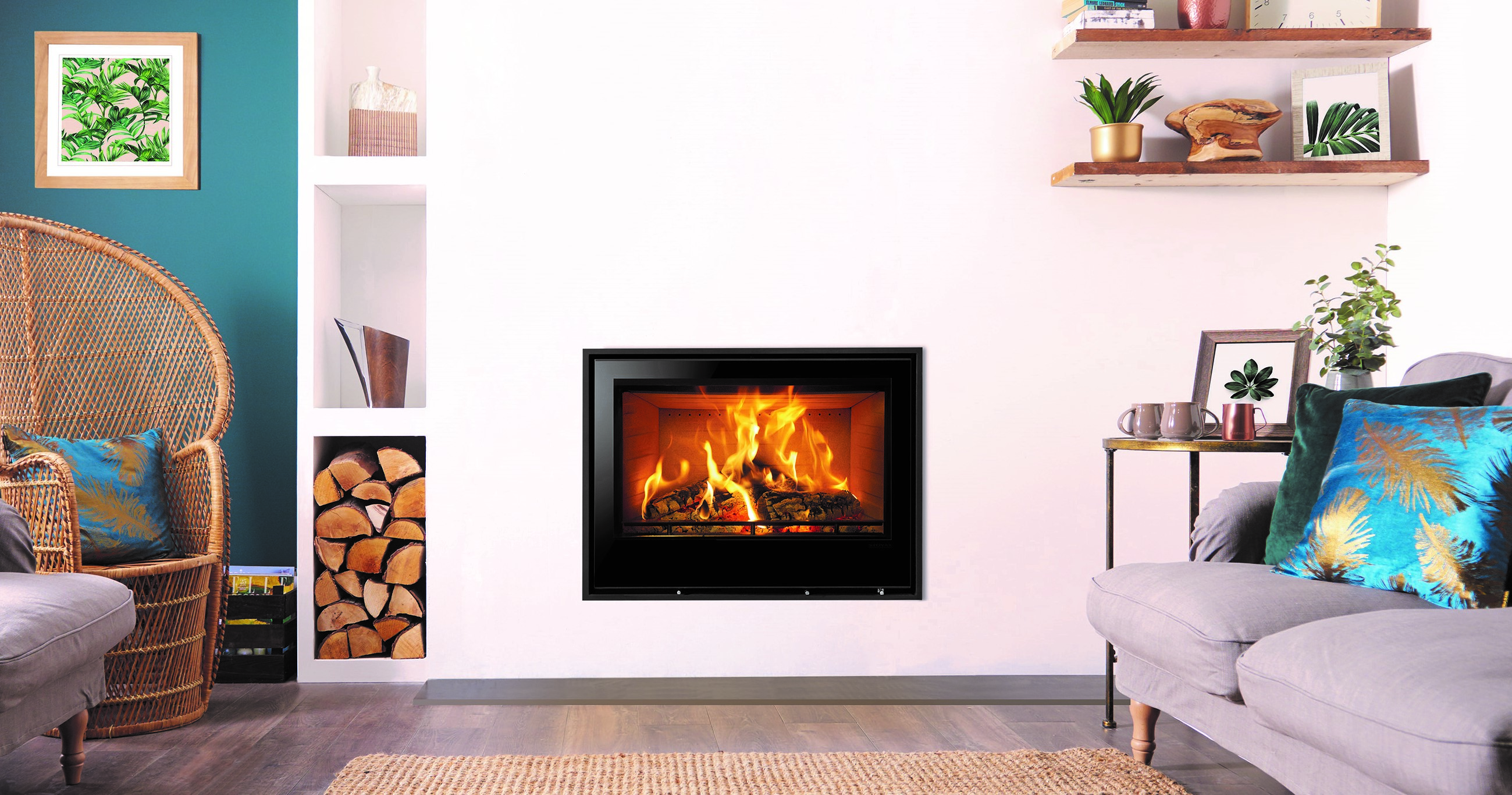 multi fuel and wood burning stoves throughout berkshire