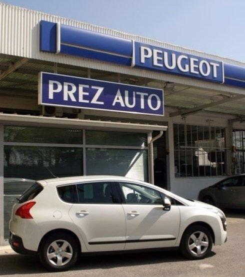 ingresso autofficina Prez Auto