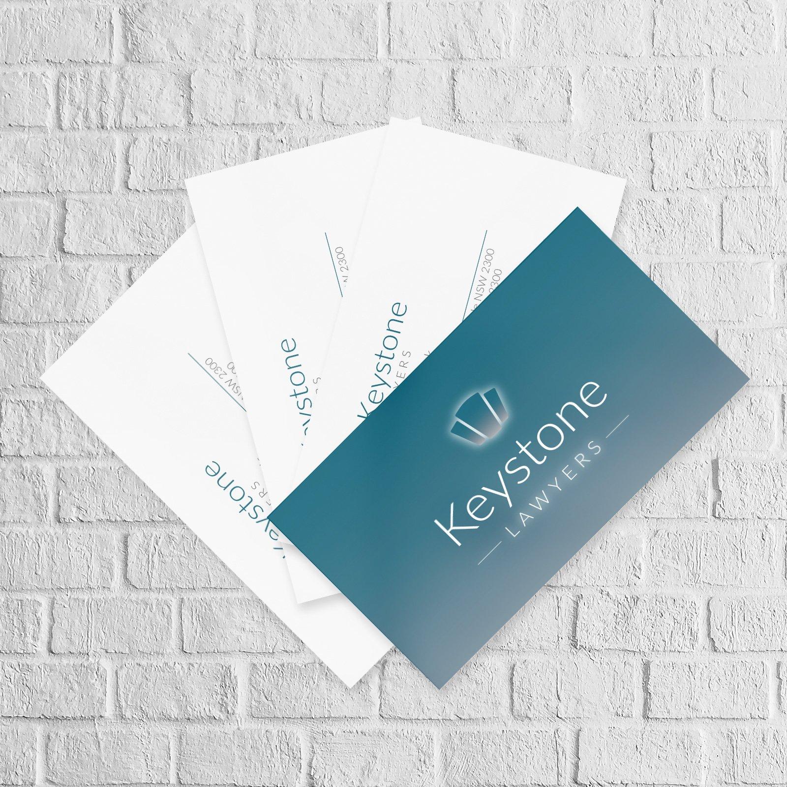 Keystone Business Cards