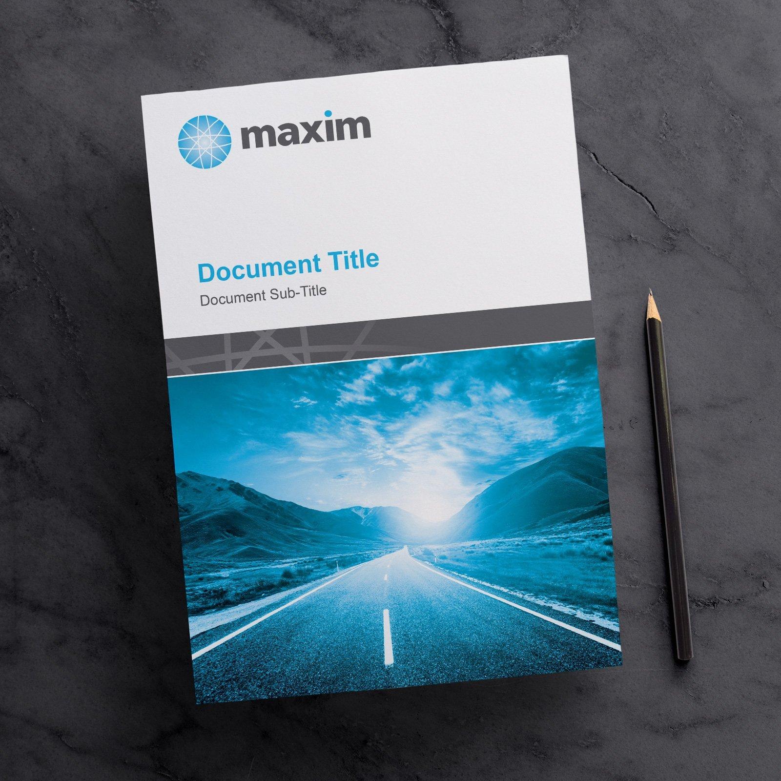 Maxim Word Document