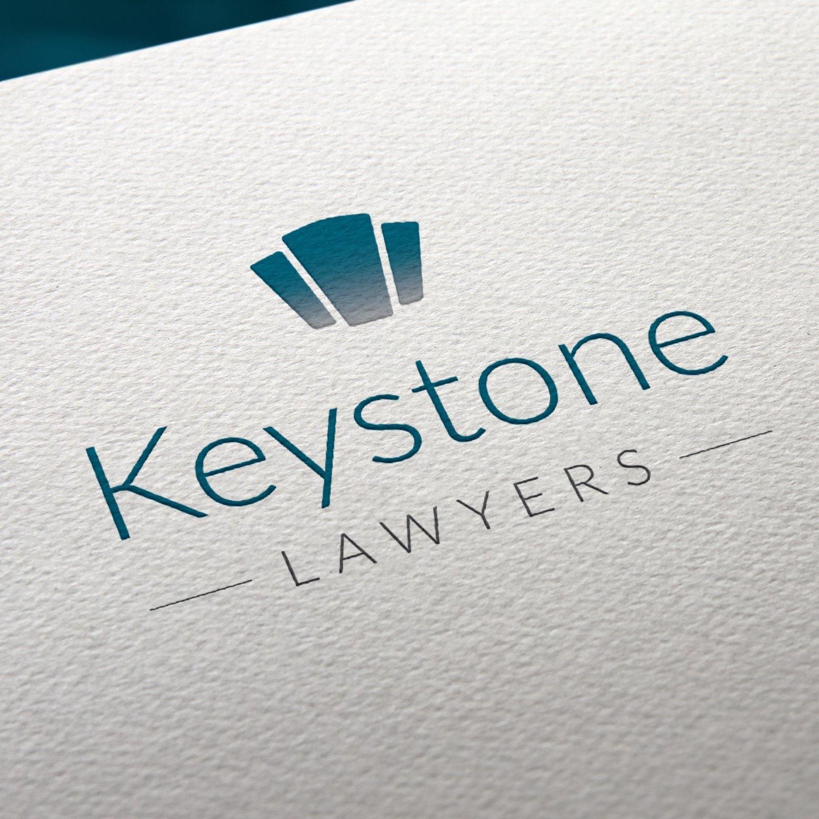 Keystone Lawyers Logo Design
