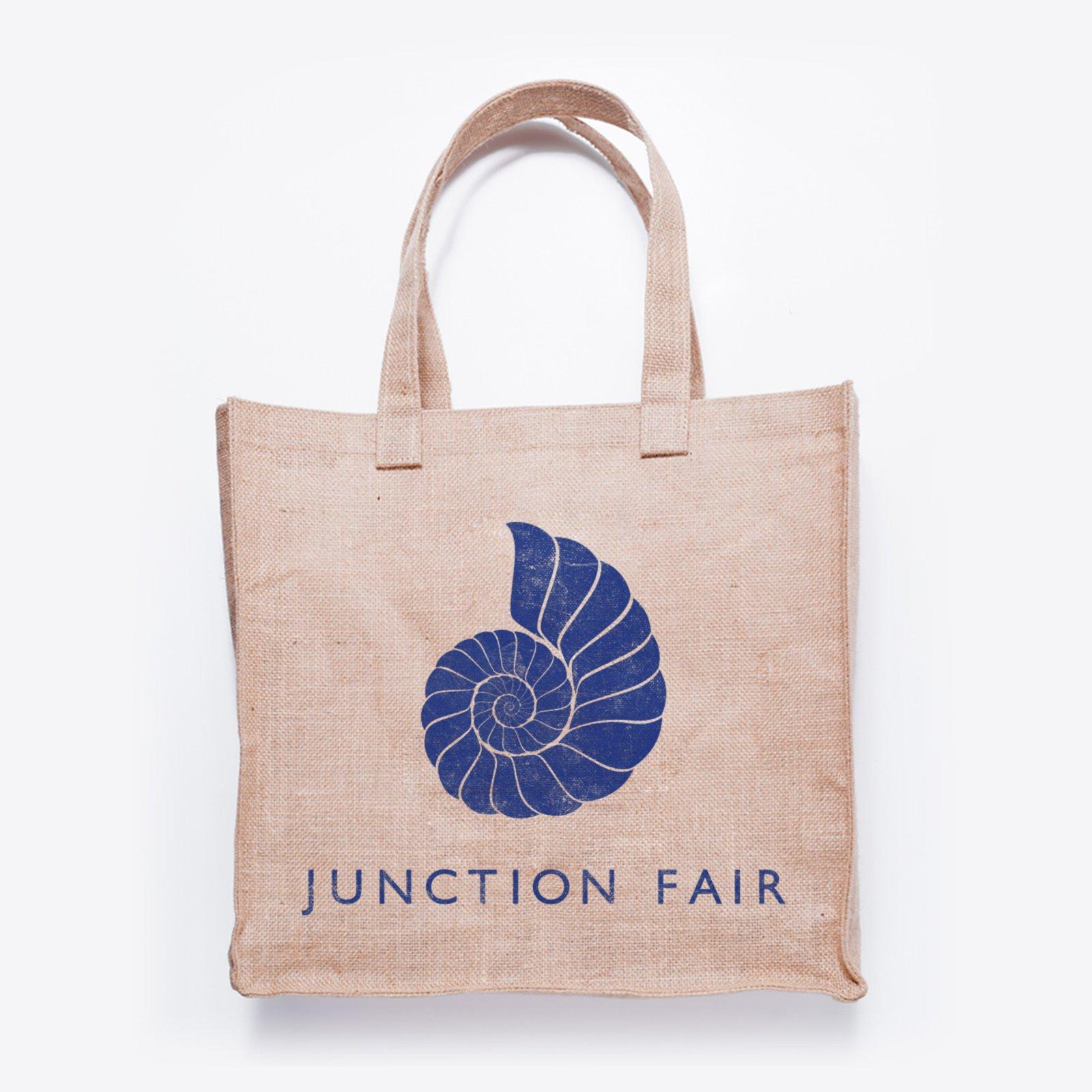 Junction Fair Jute Bag