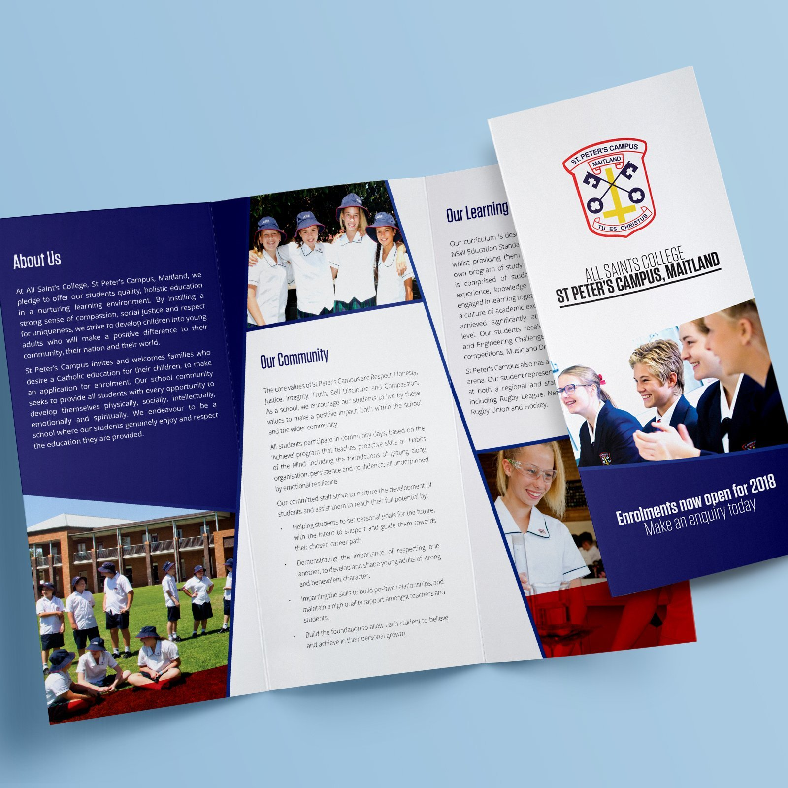 Catholic Schools Office 6PP DL Flyer
