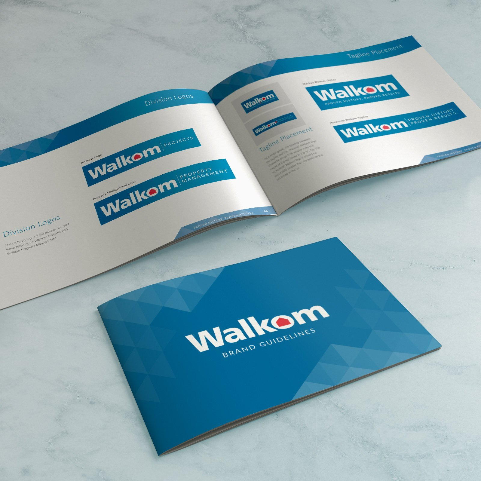Walkom Real Estate Style Guide