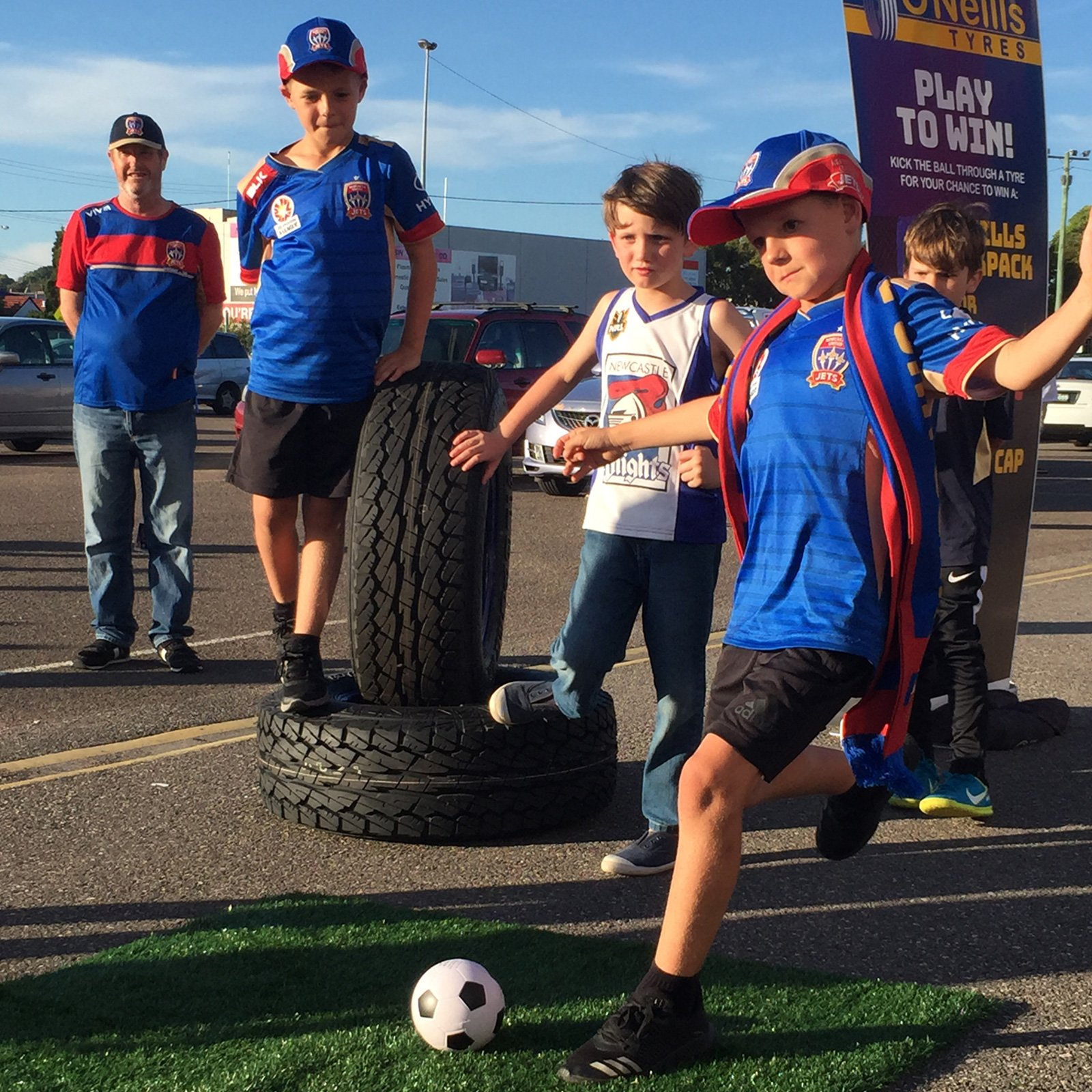 O'Neill's Tyres Event