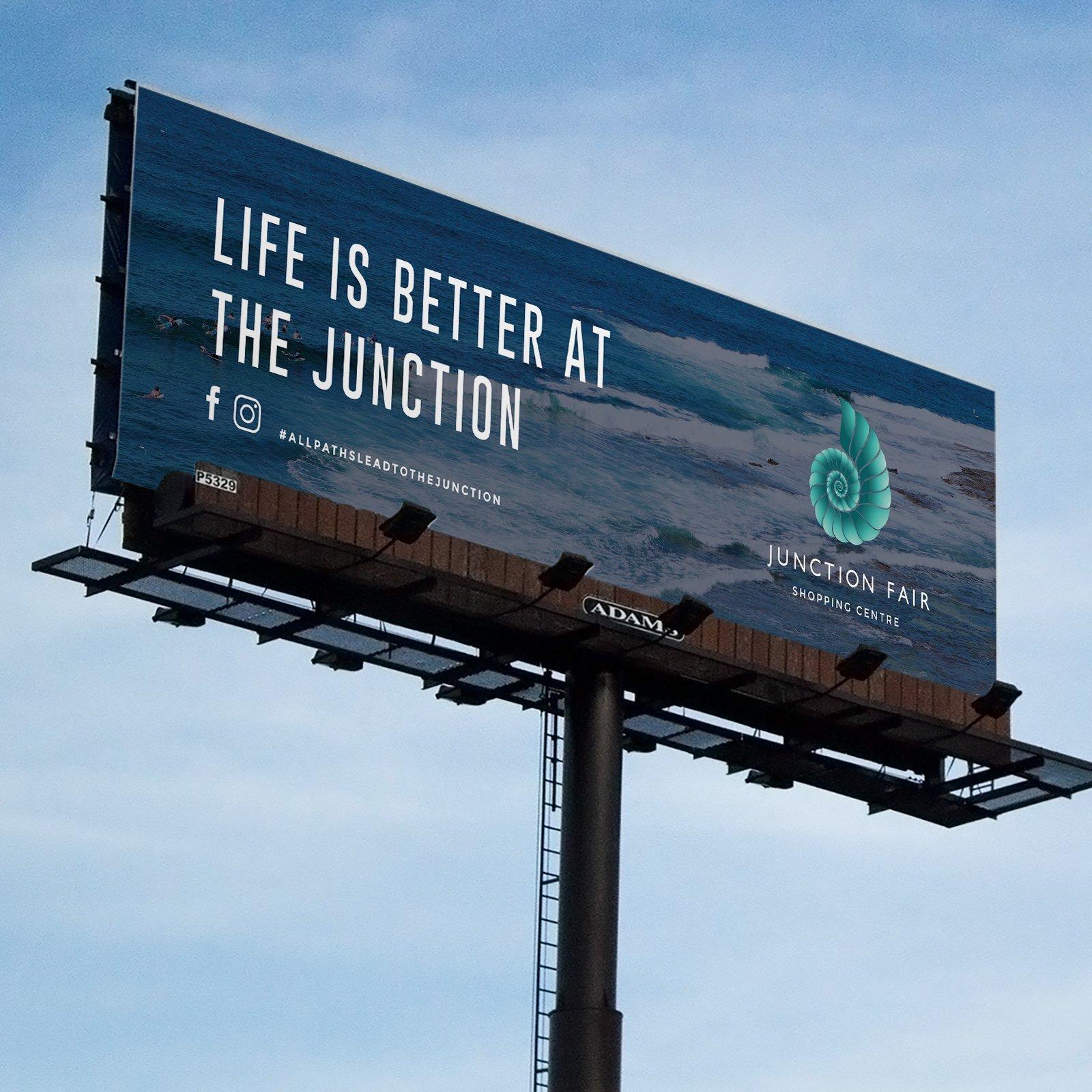 Junction Fair Billboard