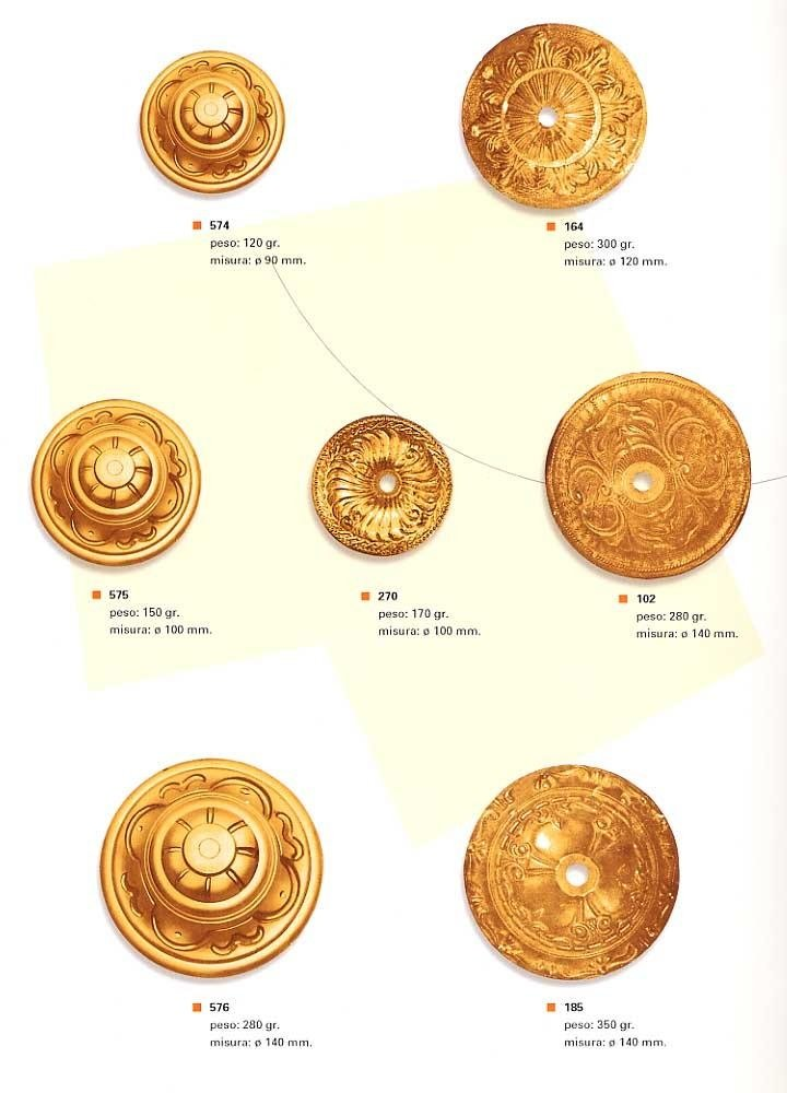Anelli bronzo