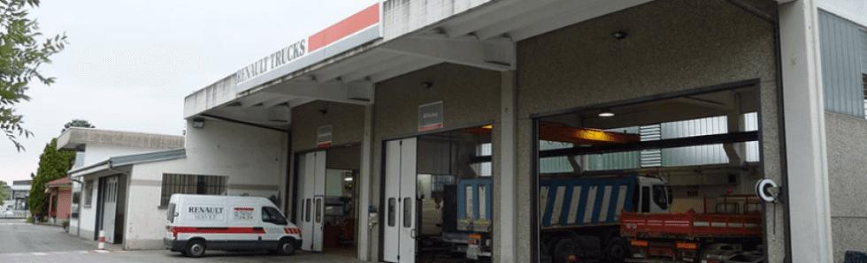 renault truck service