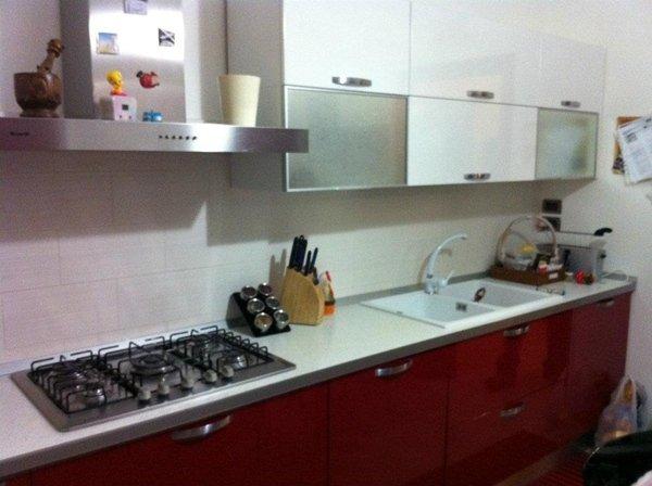 cucina componibile paragon glam laccata