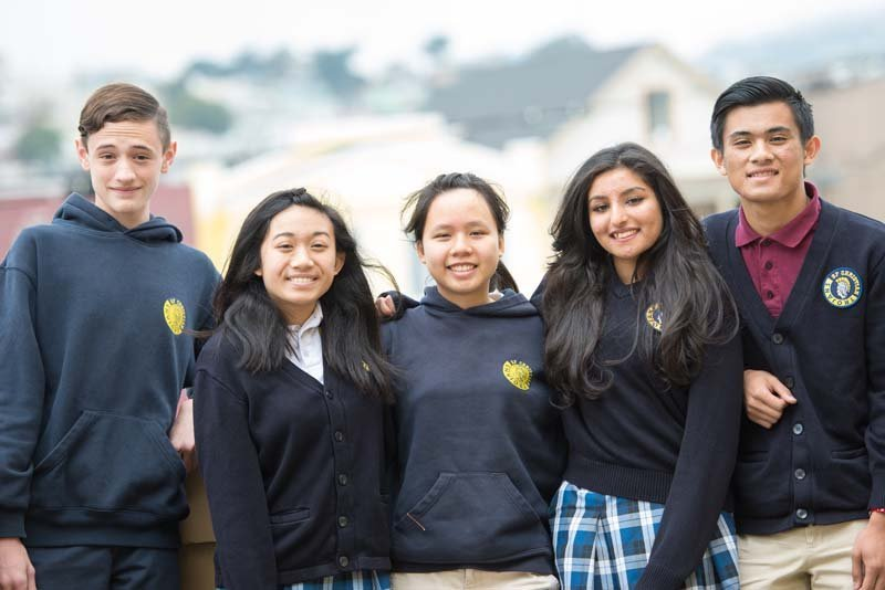 Best Private High Schools in San Francisco CA - San Francisco Christian School