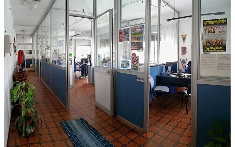 ufficio centro revisioni auto