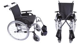 carrozzelle per disabili noleggio