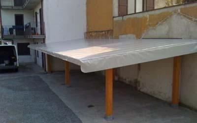Teloni e coperture bergamo teloni bergamo - Rivestimento tavolo ...