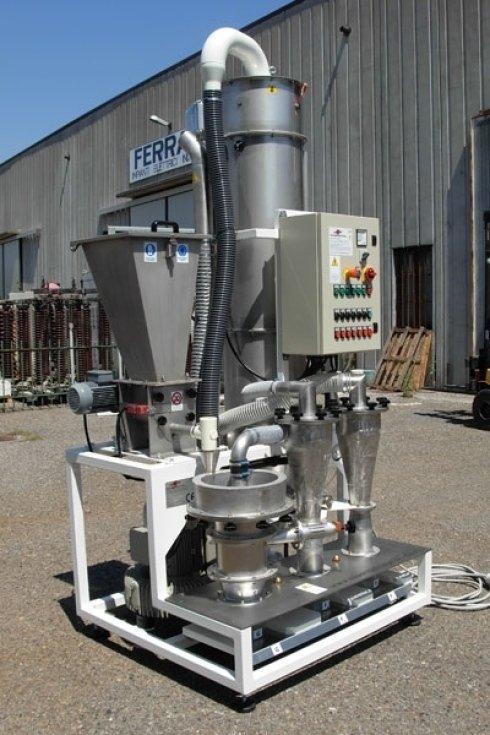 Piccolo impianto di turboseparazione