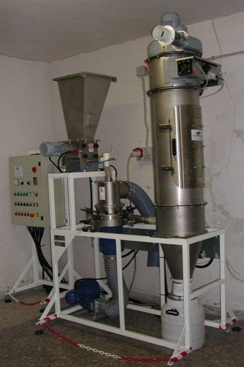 Impianti di micronizzazione
