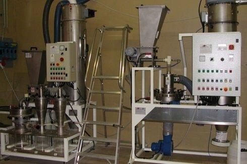 Impianti di micronizzazione e turboseparazione