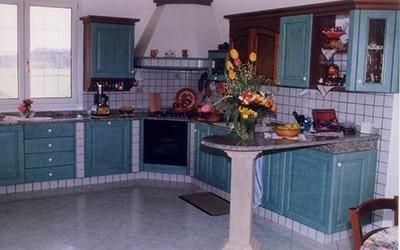 top cucina in granito