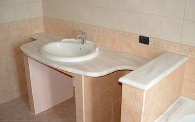 bagno rosa portogallo chiaro