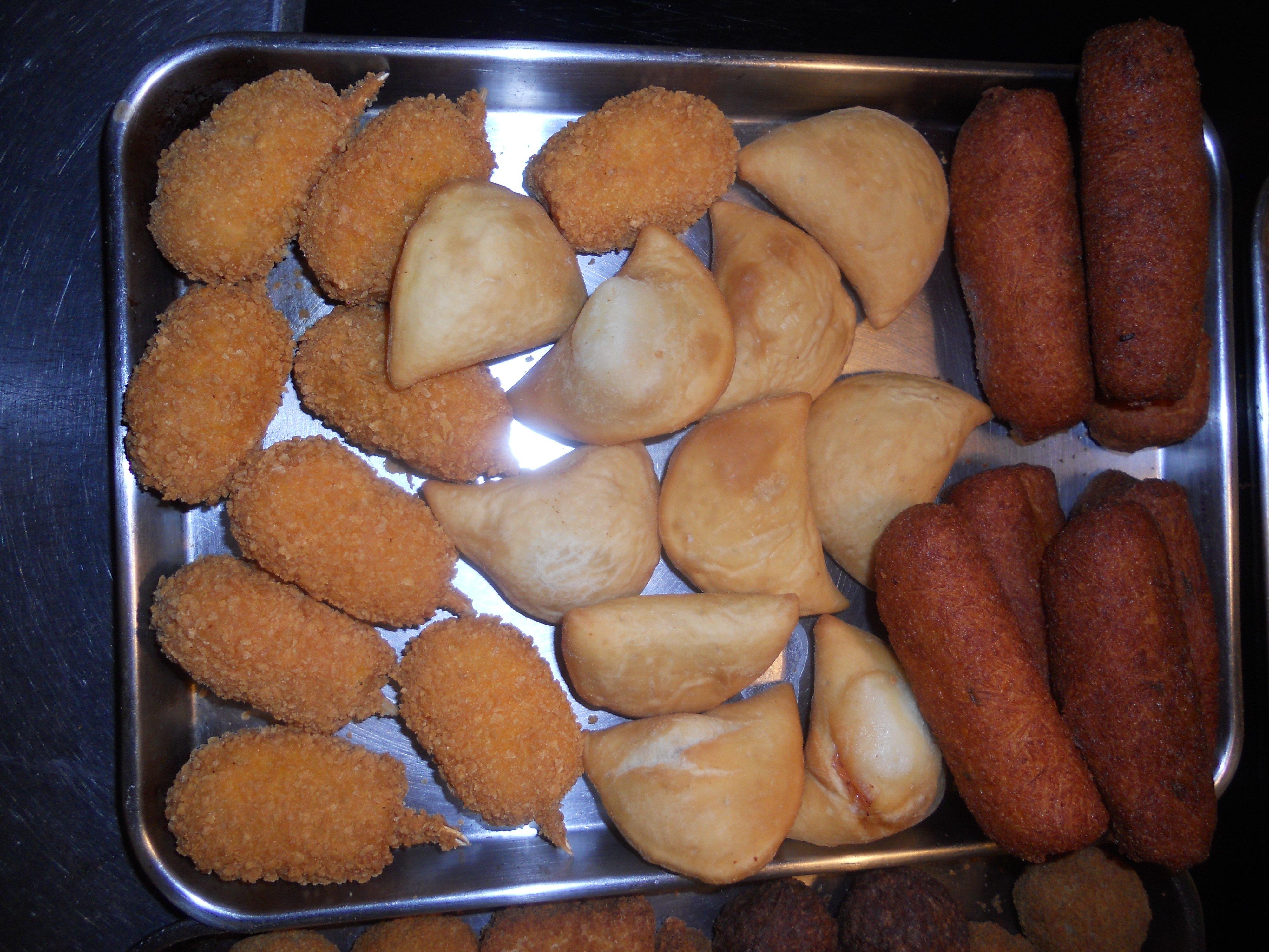 crocchette e sfizi fritti