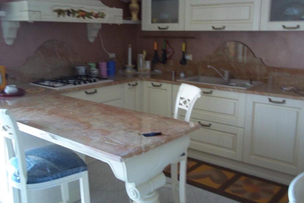 Piano cucina - Ravanusa AG - Minacori Marmi