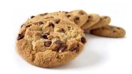 gocce di cioccolato, biscotti