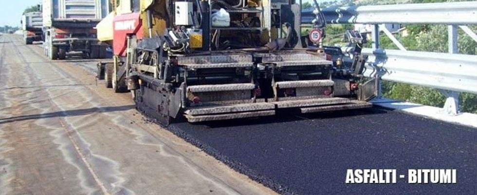 costram asfalti e bitumi
