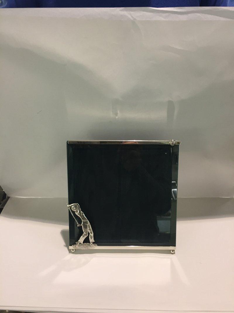 portafoto nero