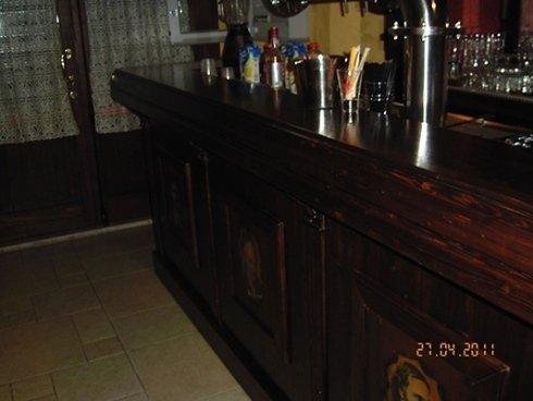 Bancone per bar