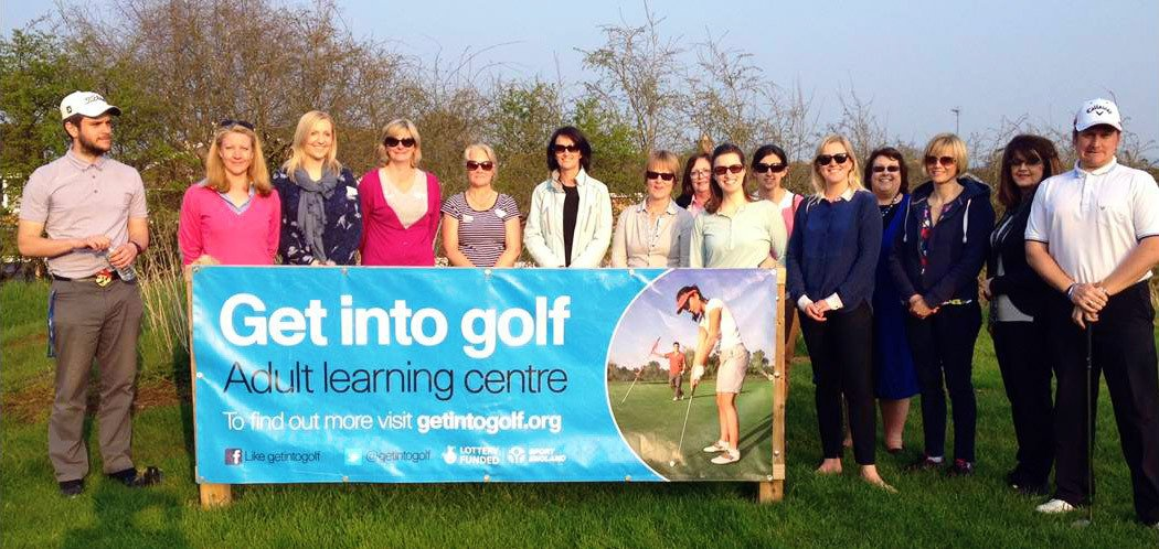 Get into golf and develop your golfing technique in Warwickshire