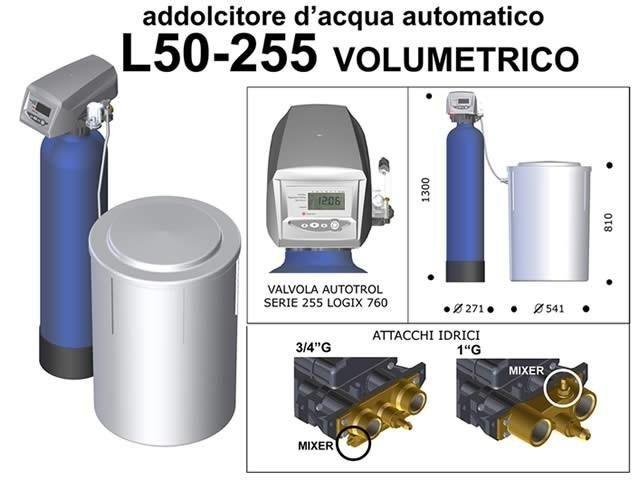 addolcitore d`acqua automatico