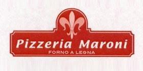logo pizzeria maroni