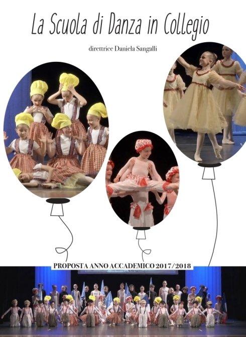 Scuola di Danza in Collegio