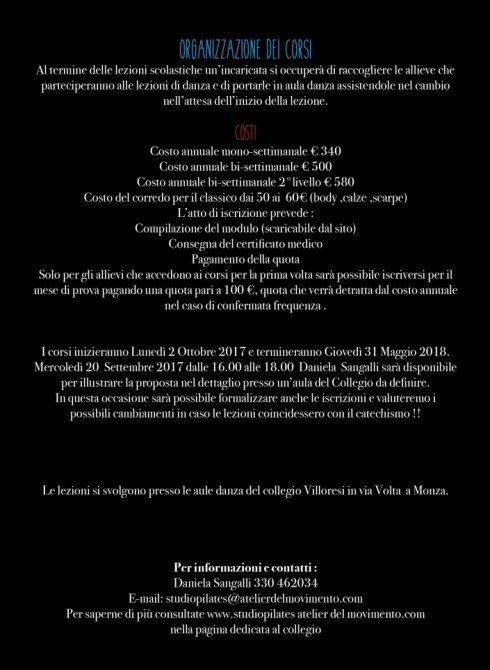 presentazione corsi Hip Hop Monza
