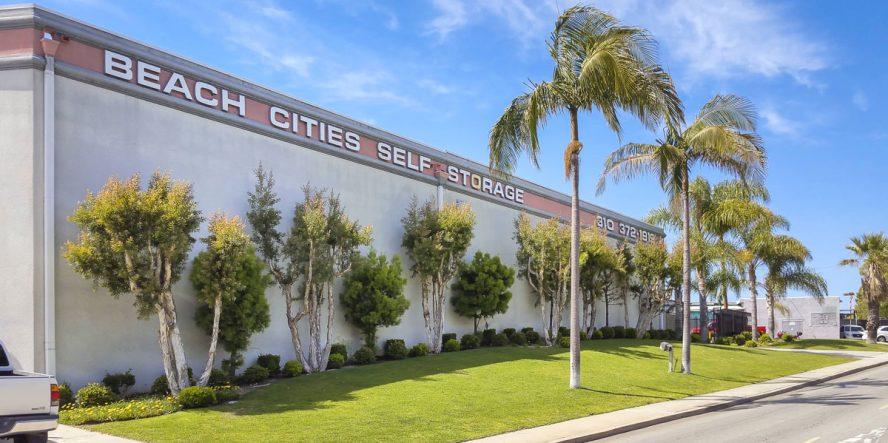 Beach Cities Self Storage Hunt Enterprises