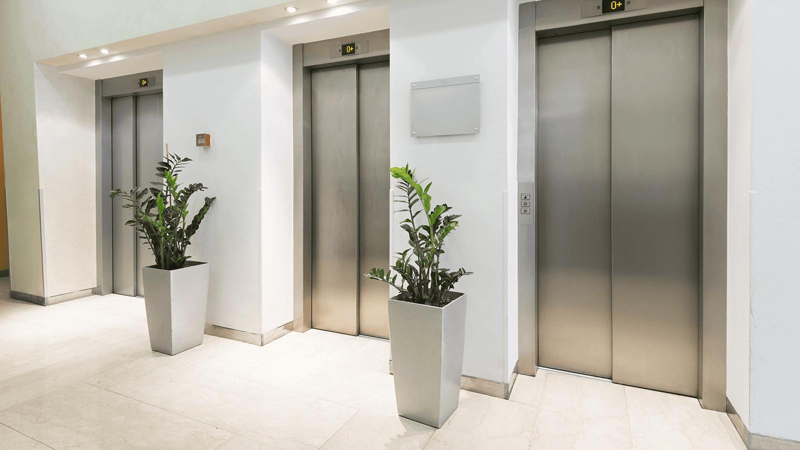 tre ascensori