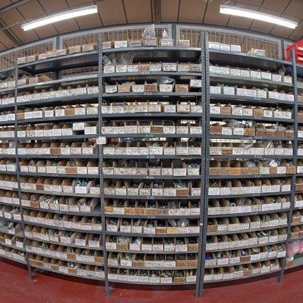 stack shelves