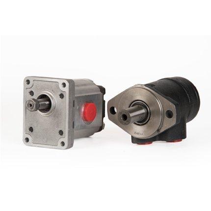 hydraulic pump fittings