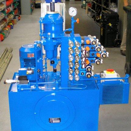hydraulic manufacturing