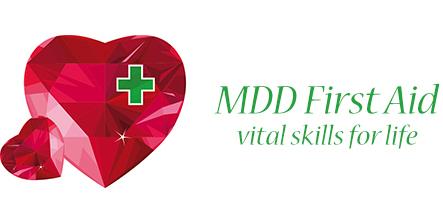 MDD First Aid logo