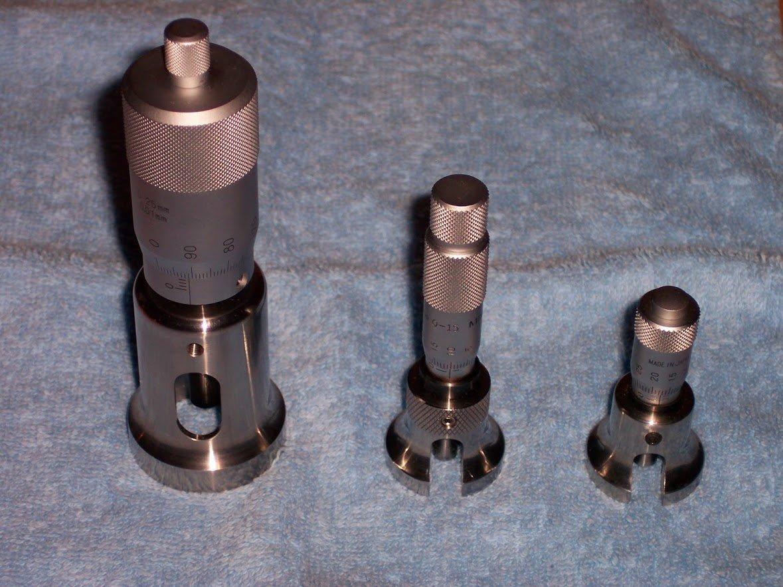 Headspace Micrometers