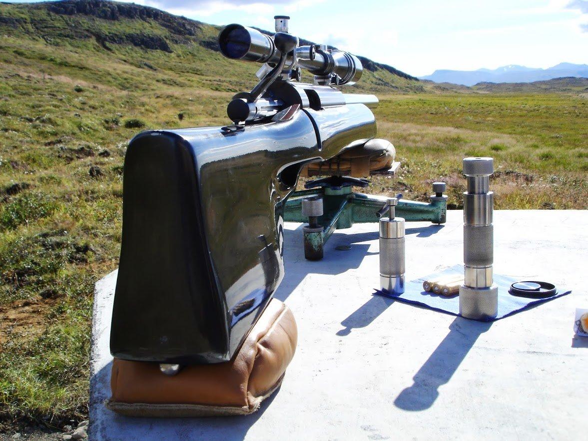 1000 yards rifle