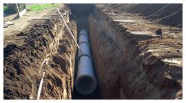 scavi acquedotti