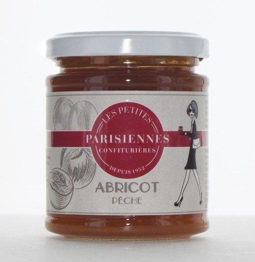 Savoureuse confiture Les Petites Parisiennes goût Abricot