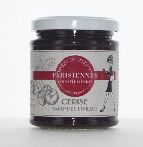 Savoureuse confiture Les Petites Parisiennes goût Cerise